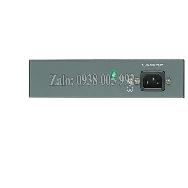 Switch 7 Port - 5 Port PoE SF1052P