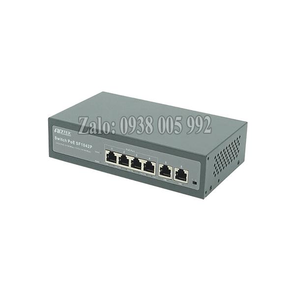 Switch PoE APTEK SF1042P