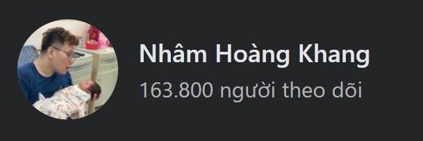 Facebook Nhâm Hoàng Khang